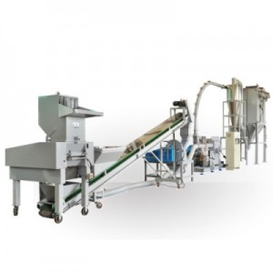 PCB, IC Board and Environmental Material Crushing & Grinding System