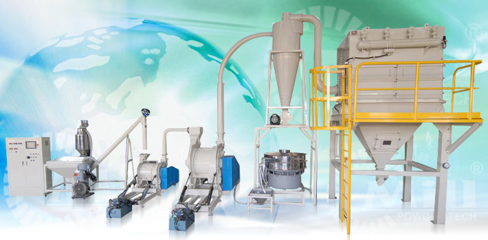 ratio pulveris processing equipment